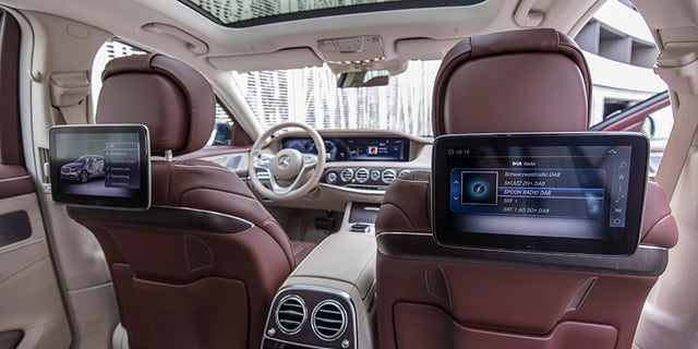 The S-Class starts at $90,895, but can be optioned up to near a quarter-million dollars.