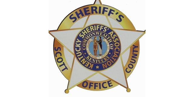 A Scott County Sheriff's deputy responding to a complaint at a rest stop off the Kentucky Interstate was shot overnight Tuesday, reports said.