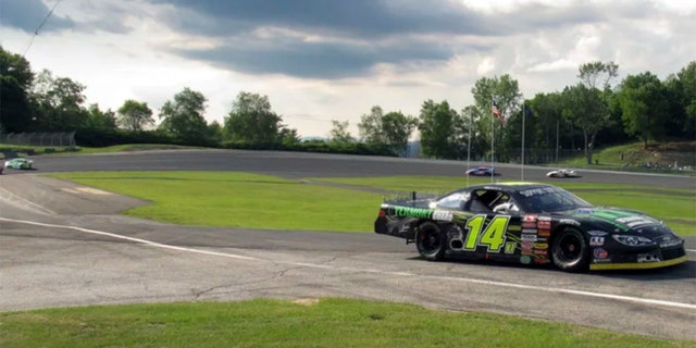 Scott (14) has been a regular at the quarter-mile oval for decades.