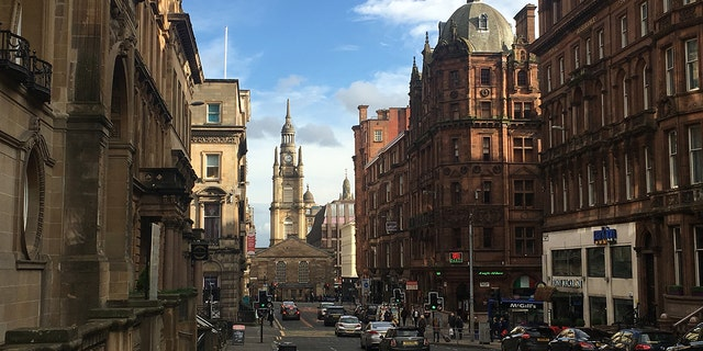"""""""From the medieval Glasgow Cathedral to the Neo-Gothic University of Glasgow — rumored to be the inspiration for Harry Potter's Hogwarts — to the Art Nouveau wonders of Charles Rennie Mackintosh, Glasgow's wealthy past has left a legacy of the finest Victorian architecture in the U.K.,"""" boasts one resident."""