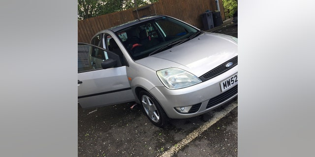 Wood thought he'd sold his 16-year-old Fiesta for $400.