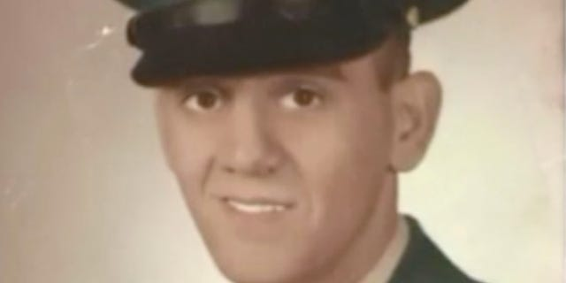 Devan McInerney's grandfather, Lynn Featherstone, served in the United States Navy. (Fox 40)
