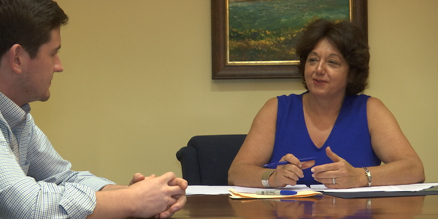 """""""If a local government wants to build a road through a piece of property someone owns, they have to prove to a court that its necessary and go through a whole process of taking that property. This is the same concept."""" – Sen. Kathleen Passidomo, R-Naples"""