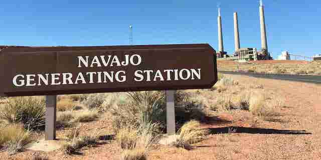 The Navajo Generation Station is located on the largest Native American reservation and is the largest coal-fired power plant in the West