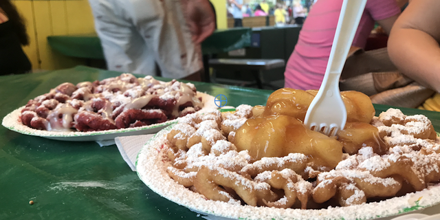 The Iowa State Fair is known for its over-the-top food. Each year, a list of new culinary adventures from sweet to salty, to strange and tasty are announced. Fairgoers can try over 50 new foods at the 2018 Iowa State Fair.