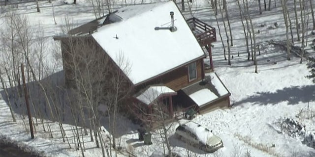 Police say deputies were approached at a rural home while serving an eviction notice