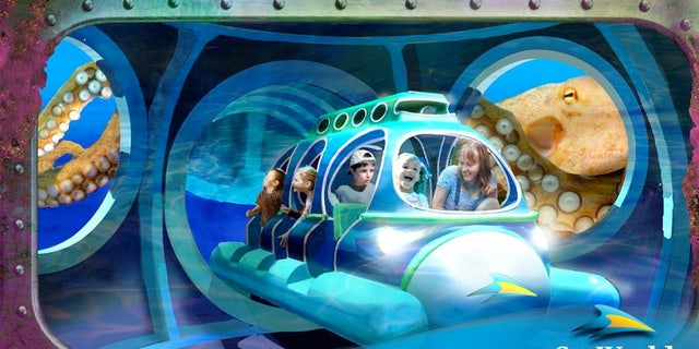 Sea World Tuesday announced plans for Ocean Explorer, major aquarium-based multi-million dollar attraction that will take visitors on an exploration of the earth's seven seas.