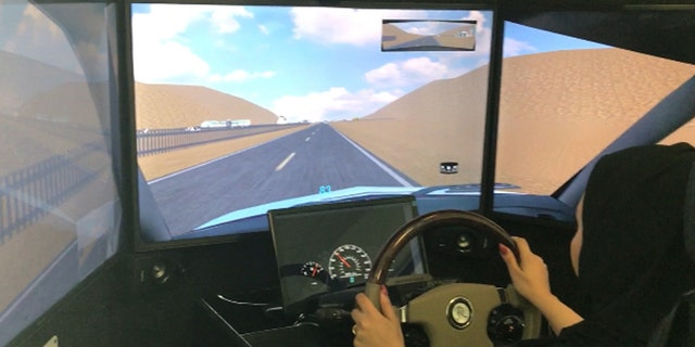We found the simulation trainer just one of many stiff challenges in the driver's license process.