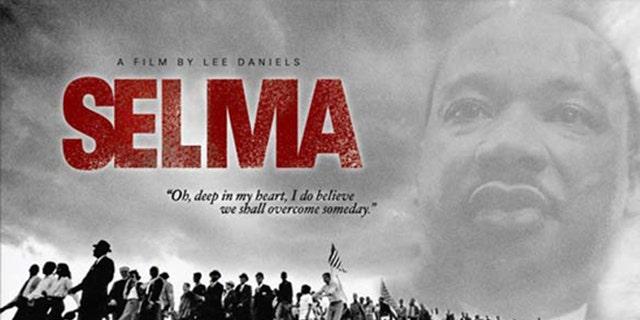 'Selma' movie poster.聽