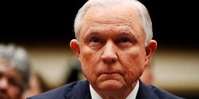 Attorney General Jeff Sessions resigned on Nov. 7, 2018.