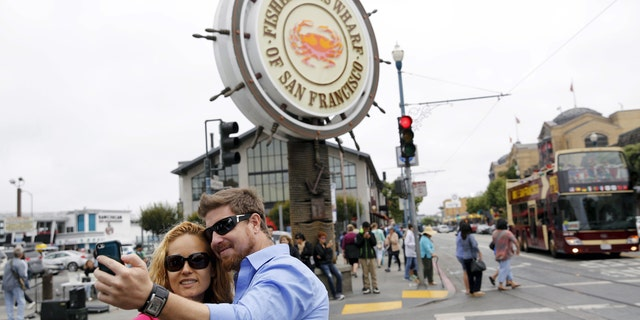 Fisherman's Wharf draws millions of tourists to San Francisco annually.
