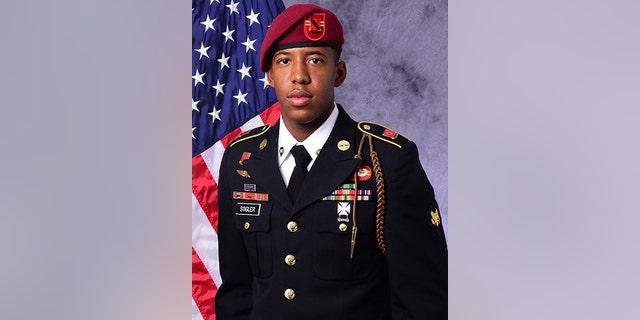 U.S. Army, Sgt. Allen L. Stigler Jr., of Arlington, Texas.