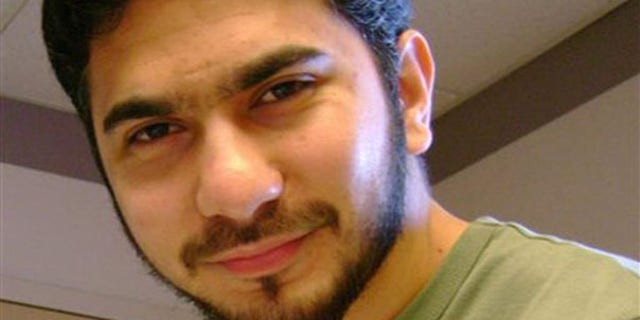 In this photo from the social networking site Orkut.com, a man who was identified by neighbors in Connecticut as Faisal Shahzad, is shown. (AP/Orkut.com)