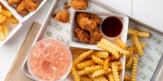 Shake Shack is now selling chicken nuggets.