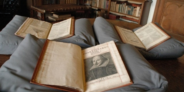 The First Folio was discovered in the collection of the Mount Stuart house, on Scotland's Isle of Bute.
