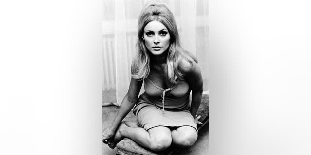 Sharon Tate in 1965.