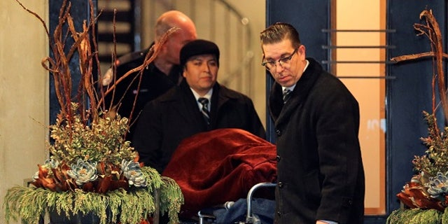 Police said a Canadian billionaire and his wife who were found dead in their home were murdered.