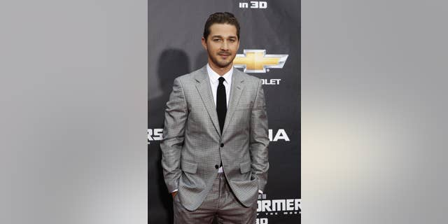 """After ranking first on Forbes' list in 2009 and 2010, """"Transformers"""" star Shia LaBeouf follows Portman and Stewart with a respectable return of $35.80 for every buck he takes home."""