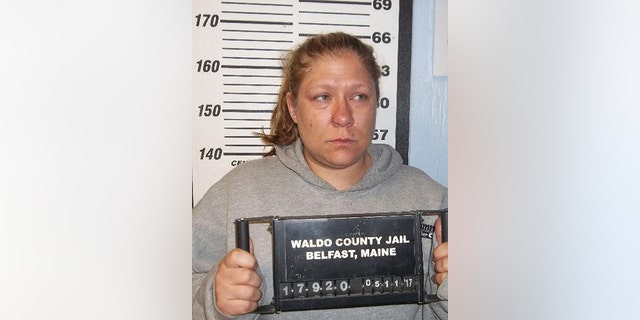 Maine State Police charged Tara Shibles, 37, with manslaughter in connection to the death of Joyce Wood.