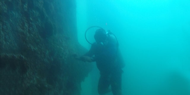 The Sri Lankan Navy divers deployed 98 divers on the ambitious salvage operation (Sri Lanka Navy)