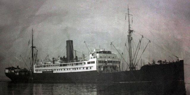 The SS Saigang (Sri Lanka Navy)