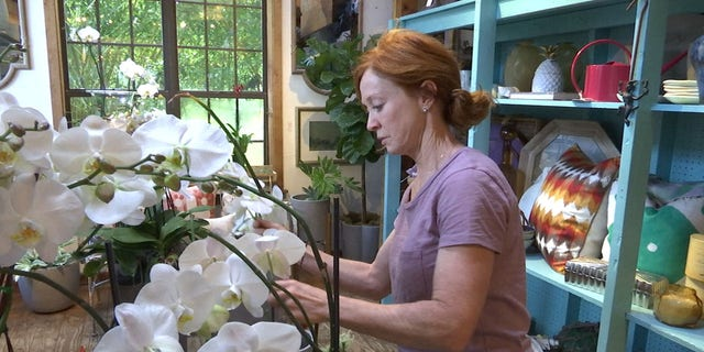 Brenda Goff, owner of Red Onion in Baton Rouge, said she can see both sides of the argument to require florist to obtain a license to sell flowers.