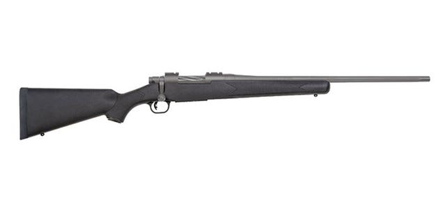 The new bolt-action Mossberg Patriot Syntetic Cerakote hunting rifle is a great new option at an easy-on-the-wallet price.