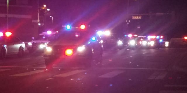 Police responded to a fatal shooting of an Adams County, Colo. officer late Wednesday night.
