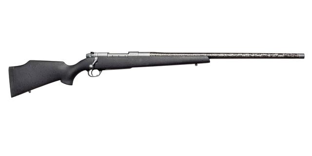 This year, Weatherby has enhanced this Mark V classic with some high-tech additions.