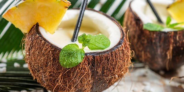 The best bars to check out in Las Vegas for any tropical drink lover