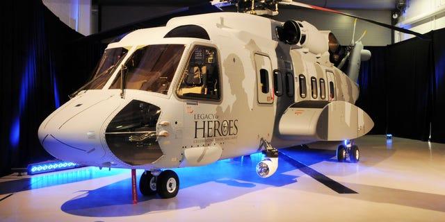 Sikorsky S-92 (Sikorsky).