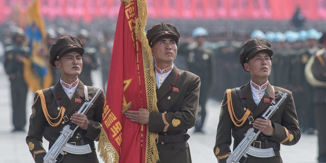 Kim's military exercises are likely designed to instill fear in his own people as much as outsiders.