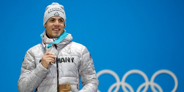 """""""It's a really good drink directly after training or after competition,"""" German biathlete Simon Schempp told the New York Times."""