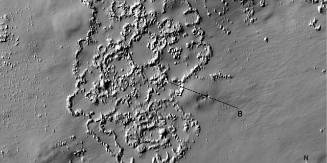 Lidar imagery of SKBR (Karim Sadr)