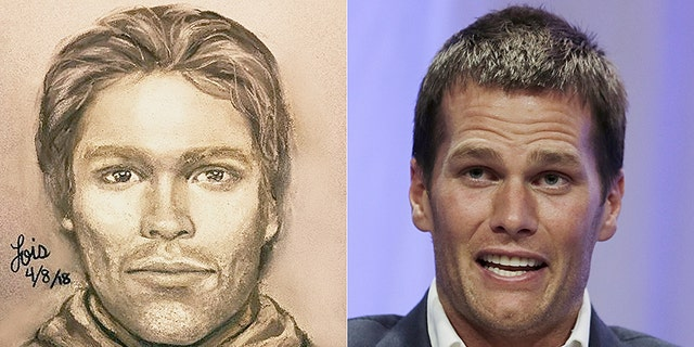 The sketch of Stormy Daniels' alleged harasser bears an uncanny resemblance to an NFL superstar.