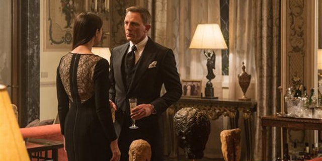 The last James Bond film, 'Spectre,' saw immense box office success in China.