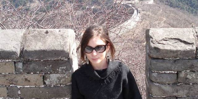 Rebecca Dykes had been living in Beirut since January while working at the British embassy in Lebanon.