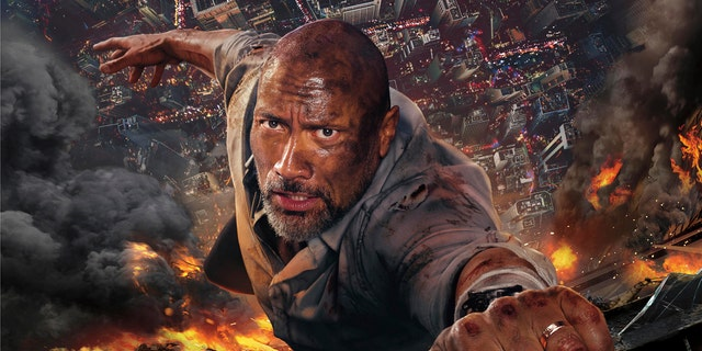 "Dwayne Johnson is slammed by amputee actress Katy Sullivan for taking on the role of an amputee in his new movie ""Skyscraper."""