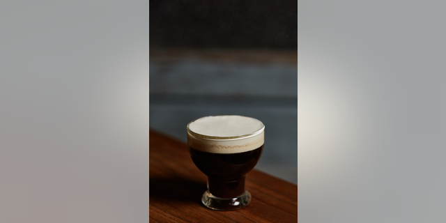 "For an ""Irish Coffee"" inspired cocktail, try the Sláinte de la Noche."