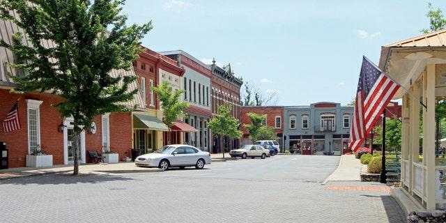 Adairsville Georgia