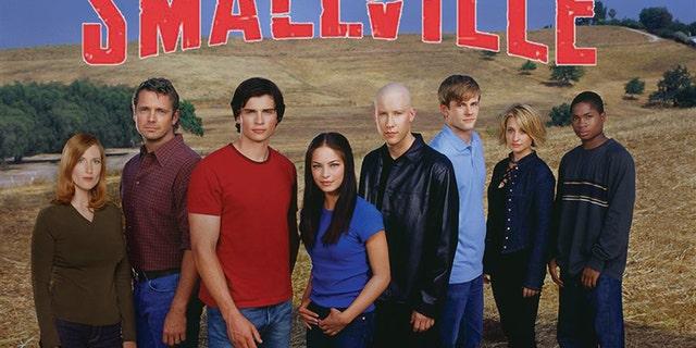 """""""Smallville"""""""