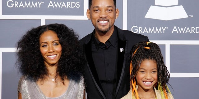 Willow Smith said social media played a big role in handling her fame.