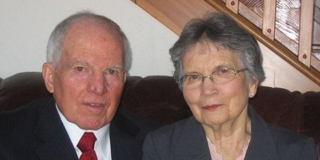 Roy and Kathleen Sneddon.