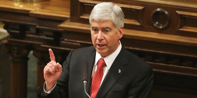 Michigan Gov. Rick Snyder said he opted against having an earlier special election to give potential candidates ample time to decide about running.
