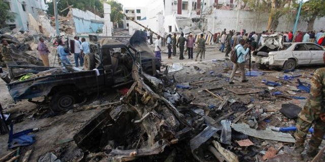 A massive truck bombing by al-Shabab in Somalia's capital, Mogadishu, claimed the lives of more than 300 people in the country's worst terrorist attack in years.