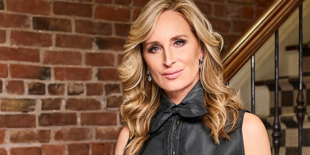 """Sonja Morgan currently stars on the """"Real Housewives of New York City."""""""