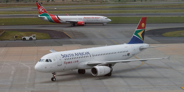"""As a flag-carrying airline, we understand that we represent people's first and lasting impressions of South Africa,"" said Kim Thipe, the head of marketing for South Africa's flag carrier, South African Airways."