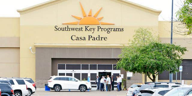 Southwest Key Programs headquarters in Austin, Texas
