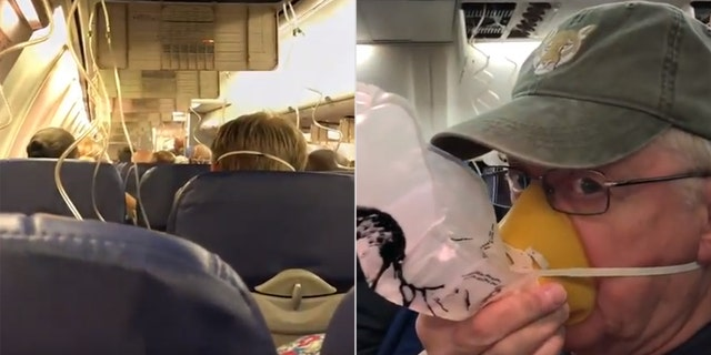 Passengers donned oxygen masks after the cabin of Southwest Airlines Flight 861 began losing pressure en route from Denver to Dallas.