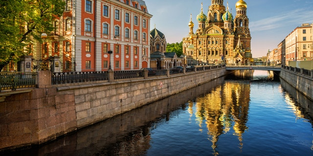 Saint Petersburg, Russia tops Cruise Critic's list of best cruising destinations.